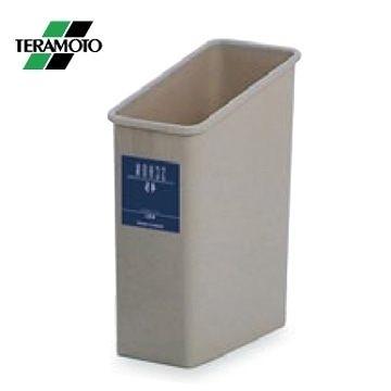 日本長型垃圾桶9L-駝-HOME WORKING創意生活旗艦館