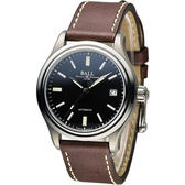 BALL Watch Trainmaster 經典機械腕錶 NM1038D-L5J-BK 黑x咖啡
