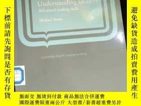 二手書博民逛書店Understanding罕見Ideas Advancel reading skillsY16149