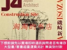 二手書博民逛書店JA罕見: The Japan Architect (12) 1993年12月 <磯崎新 Construction