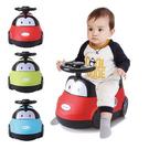 Babyhood 世紀寶貝 小汽車座便器(紅色/綠色/藍色)[衛立兒生活館]