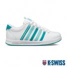 K-SWISS Court Pro S CMF時尚運動鞋-女-白/綠