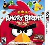 3DS Angry Birds Trilogy 憤怒鳥三部曲(美版代購)