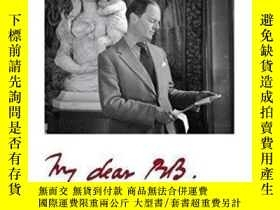 二手書博民逛書店【罕見】2015年出版,My Dear BB . . .: The Letters of Bernard Bere