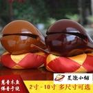 木魚 佛教用品法器木質3.5寸-10寸木魚配墊子木魚錘一套結緣-星際小鋪