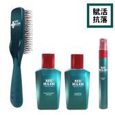 Neu Haar 髮之活泉-活髮梳小全效組 / 活髮 養髮 健髮 落髮 稀疏髮 強健髮根 賦活頭皮 咖啡因洗
