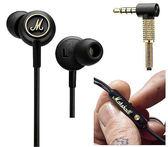 平廣 Marshall MODE EQ 耳道式 耳機 台灣公司貨保固一年 送袋 單鍵手機麥克風搖滾樂器風