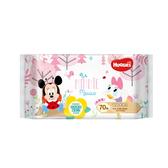 好奇純水嬰兒濕巾(迪士尼限定版)加厚型70抽18包(箱)-箱購