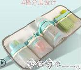 便攜媽咪包 多功能孕婦包奶瓶包圍腰收奶袋外出用品包igo  西城故事