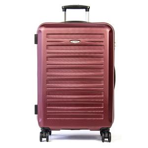 eminent - 萬國簡約風格24吋行李箱-URA-KG89-24紅