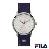 【FILA 斐樂】/造型LOGO錶(男錶 女錶 Watch)/38-186-002/台灣總代理原廠公司貨兩年保固