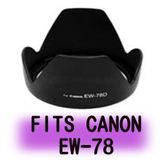 ROWA 專用型遮光罩 EW-78D 適用 CANON 28-200