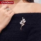 韓式小西裝胸針徽章女時尚