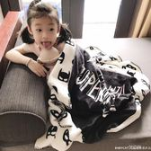 嬰童毛毯夏季空調蓋毯新生嬰兒抱毯幼兒園午睡兒童法蘭絨童毯禮盒     艾維朵