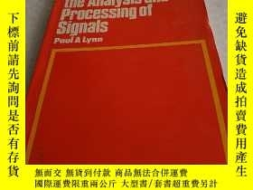 二手書博民逛書店an罕見introduction to the analysis and processing of signal