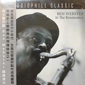 【停看聽音響唱片】【CD】Ben Webster:at the Renaissance