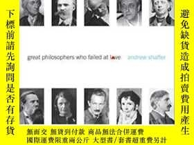 二手書博民逛書店Great罕見Philosophers Who Failed A
