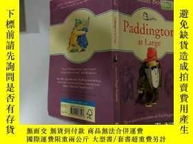 二手書博民逛書店Paddington罕見at Large:帕丁頓在逃Y200392