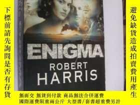二手書博民逛書店Enigma罕見:unlock the secret 稀少版Y8