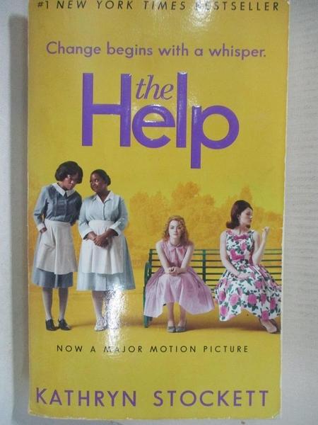 【書寶二手書T2/一般小說_DAL】The Help_Stockett, Kathryn