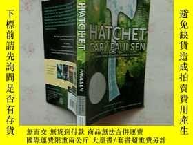 二手書博民逛書店Hatchet【內頁乾淨】罕見Y270041 Gary Paul