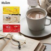 韓國 Maxim咖啡 咖啡 速溶咖啡 (20入) 白金 摩卡 條裝咖啡 沖泡飲品 速溶飲品 咖啡隨身包