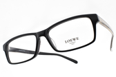 LOEWE 光學眼鏡 VLW861K 700 (黑) 經典百搭方框款 # 金橘眼鏡