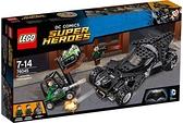 樂高積木 76045 超級英雄 蝙蝠俠 蝙蝠車 氪石攔截戰 ( LEGO Super Heros )