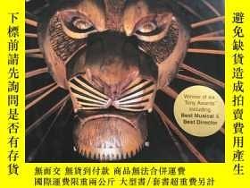二手書博民逛書店The罕見Lion King: Pride Rock On Broadway 精裝Y23470 Julie T