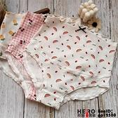3條裝孕婦內褲高腰純棉襠夏季薄款托腹孕晚期中期初期孕早期中晚期大碼