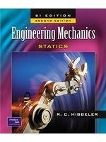 二手書博民逛書店 《Engineering Mechanical Statics》 R2Y ISBN:013066197X│Hibbeler