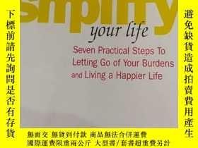 二手書博民逛書店How罕見to simplify yur lifeY259600