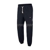Nike 長褲 Dri-FIT Standard Issue Basketball Trousers 黑 白 男款 籃球 專業 運動休閒【ACS】 CK6366-010