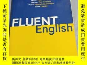 二手書博民逛書店Fluent罕見English: Perfect Natural