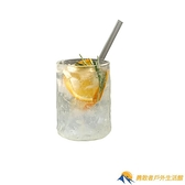 日式錘目紋玻璃水杯耐熱牛奶咖啡杯拿鐵杯威士忌洋酒杯【勇敢者】