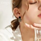 耳飾女 高級感耳環2019新款潮長款氣質耳墜女S925銀針法式耳釘耳飾品 超級玩家