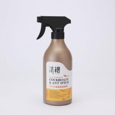 清檜 防蟑螂螞蟻噴劑500ml