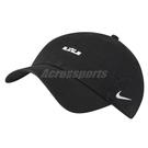 Nike 帽子 LBJ heritage 86 Cap 黑 白 男女款 老帽 LeBron 【PUMP306】 CK2347-010
