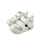 亞瑟士 ASICS FABRE FIRST CT3 休閒布鞋 寶寶鞋 魔鬼氈 白色 星星 小童 1144A015-020 no425