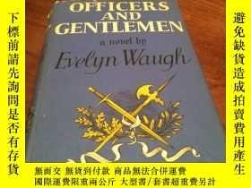 二手書博民逛書店Officers罕見and GentlemenY284471 E