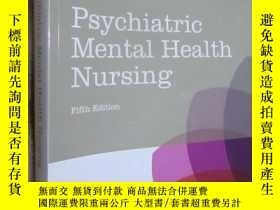 二手書博民逛書店Psychiatric罕見Mental Health Nursing (Fifth Edition) 大16開