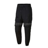 Nike 長褲 NSW NAU Pants 黑 男款 運動休閒 【PUMP306】 BV5371-082