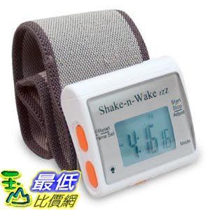 [103美國直購] Shake-n-Wake Alarm Clock 個人手腕型震動型鬧鐘 鬧鈴 TC2