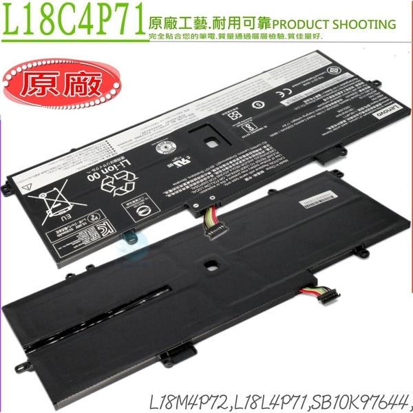 LENOVO L18M4P72,L18C4P71,L18L4P71 電池(原廠)-聯想 ThinkPad X1 CARBON 7TH,SB10K97644,02DL006,4ICP5/41/110