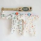 新生兒舒適棉紗衣 透氣排汗穿脫方便(共8款)
