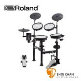Roland 樂蘭 TD-1KPX2 數位電子鼓 全網狀布面 【TD1KPX2/快速折疊 可收納/2代升級款】 另贈獨家好禮