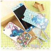 【Disney 】iPhone 6 強化玻璃彩繪保護貼-史迪奇