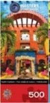 【KANGA GAMES】拼圖 攝影大師系列 - 繽紛庭院 Masters of Photography - Colorful Courtyard 500片