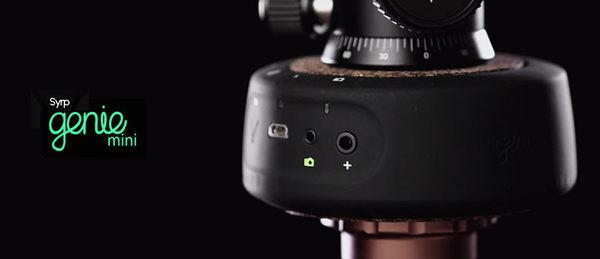 呈現攝影-SYRP Genie Mini 西普360度縮時攝影控制器 電動雲台 旋轉台 拍攝台 水平位移 縮時/錄影 單眼
