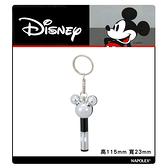 【愛車族】NAPOLEX Disney 米奇 靜電鑰匙圈